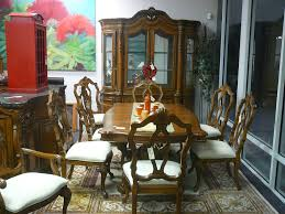 thomasville dining room sets thomasville cherry dining room set home design ideas
