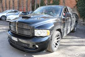 dodge ram srt 10 quad cab 22 march 2017 autogespot