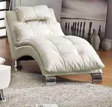 Office Chaise Lounge Chair Dining Room The Adorable White Chaise Lounge Chair Chairs With