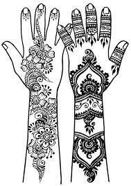 Tatouage bras et main 3  Tatouages  Coloriages difficiles pour adultes