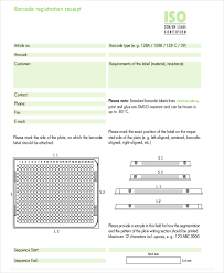 Receipt Template Excel Receipt Template 7 Free Word Excel Documents