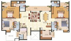 Best Apartment Floor Plans Luxury 4 Bedroom Apartment Floor Plans