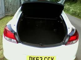 vauxhall insignia trunk used 2013 vauxhall insignia sri cdti 5dr for sale in haverfordwest
