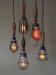 deco industrielle atelier lampe suspension abat jour industrielle atelier