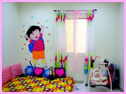 bedroom exquisite unique childrens bedroom wall painting ideas