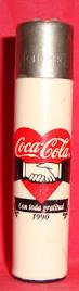 coca cola fridge glass door mechero clipper de coca cola coleccion coca cola pinterest