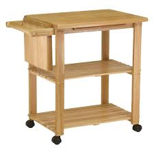 Winsome Basics Kitchen Cart  Reviews Wayfair - Kitchen cart table