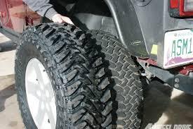 compare jeep wranglers 1212 4wd 03 2008 jeep wrangler rubicon toyo open country tire