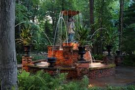 water fountains for backyard outdoor goods