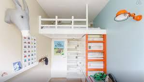 chambre enfant mezzanine chambre d enfant avec mezzanine