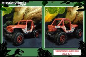 matchbox jeep wrangler jurassic world u2013 matchbox u2013 mbx 4 4