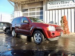 jeep laredo 2007 2007 jeep grand cherokee shoreline auto sales