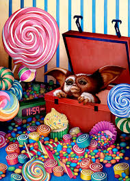 gremlins movie fan art 11 59pm candy url http amzn to 2nuvkl8