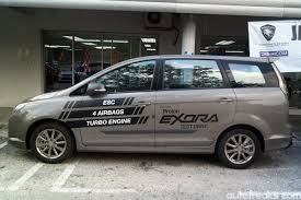 proton we scoop more in depth photos of the new proton exora prices