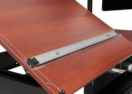 Drafting Tables With Parallel Bar Drafting Table Parallel Bar American Furniture Systems Throughout