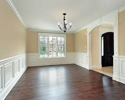 good looking dining room colors with dark wood trim benjamin moore