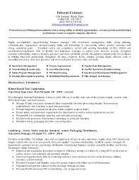 Career Coach Resume Sample by Deborah Coleman 2015 Resume