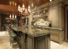 Traditional Kitchen Backsplash Ideas - traditional white kitchen backsplash ideas with dining table and