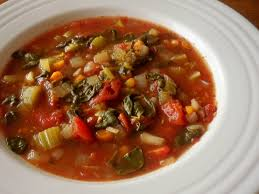 crock pot spinach tomato vegetable soup recipe genius kitchen