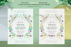 lovely greenery wedding card ii by the wedding shop