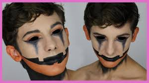 halloween makeup tutorial easy quick u0026 easy jack o lantern halloween makeup tutorial casey
