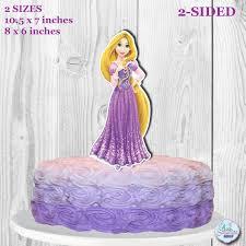 rapunzel cake topper rapunzel cake topper disney princess rapunzel centerpiece disney