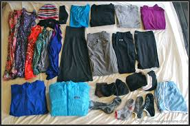 essential wardrobe for an rv lifestyle