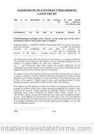 printable sample lt 2104 form template for real estate word