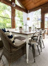 farmhouse table with metal chairs white metal farmhouse chairs best home chair decoration