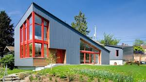 what is an a frame house window frames accent angular seattle house by stettler design