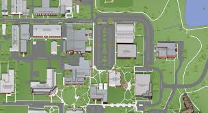 American University Campus Map Blood Drive American Red Cross Osu Institute Of Technology