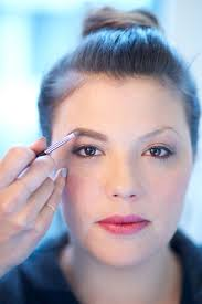 How To Color In Eyebrows 73 Best Eyebrows Images On Pinterest Make Up Makeup And Beauty
