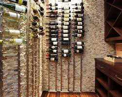 wall mounted wine rack wood u2014 home design ideas