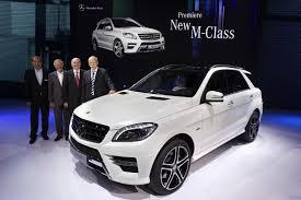 mercedes ml class mercedes ml class 2017 usa car driver