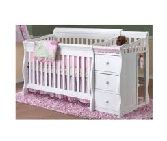 4 in 1 convertible crib and changing table combo u2013 bobbie jo u0027s one