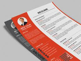 resume indesign resume badak