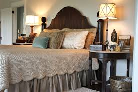 Master Bedroom During Everything Emelia by For The Love Of A House The Headboard
