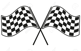 Checkered Flag Eps Checkered Flag Racing Royalty Free Cliparts Vectors And Stock