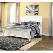 b67254 in by ashley furniture in orange ca queen panel footboard