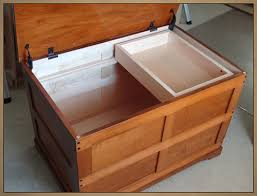 solid wood hope chest custom toy chest ottawa whitby