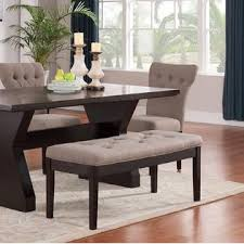 Acme Dining Room Set Acme United Modern Comfort Style 6pcs Dining Set Effie Collection