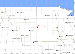 South Dakota which seismic waves travel most rapidly images Custer south dakota sd 57730 profile population maps real gif