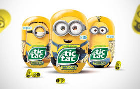 where to buy minion tic tacs here s where to find new minion tic tacs brand