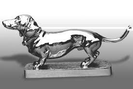 dachshund ornament agatha louise