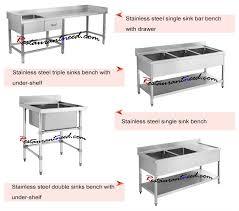 commercial equipment restaurant kitchen furniture stainless steel