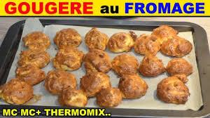 recettes cuisine plus gougere au fromage monsieur cuisine plus lidl silvercrest thermomix