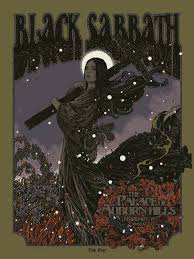 black sabbath the palace of auburn hills february 2016 mini
