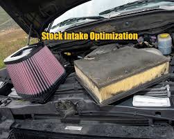 Dodge Ram Cummins V6 - how to maximize air flow with a stock intake 2003 2007 dodge ram