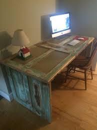 Door Desk Diy Best Way To Use This Door For A Desktop Hobbies And
