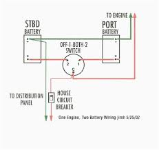 boat battery switch wiring diagram for perko on single brilliant
